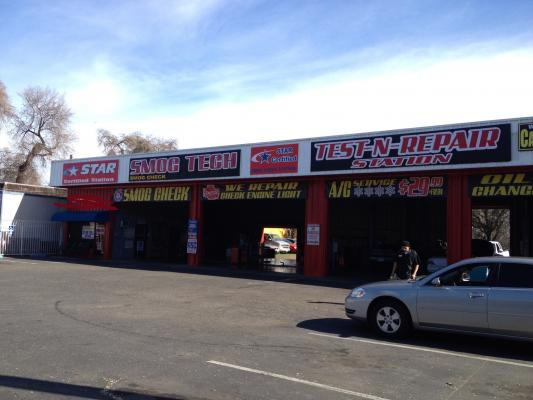 Stockton, San Joaquin County Smog Shop, Auto Repair Service - Real Estate For Sale