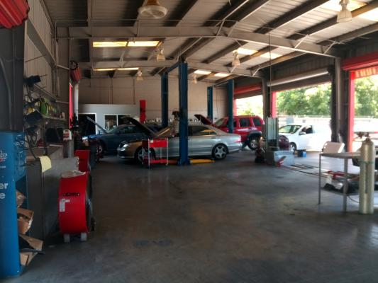 Smog Shop Auto Repair Service - Real Estate Business For Sale