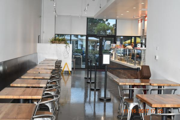 Cypress, Orange County Area Poke Restaurant With Patio For Sale