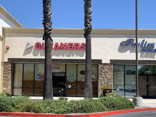 Winchester, Murrieta Area Dry Cleaning Plant Service For Sale