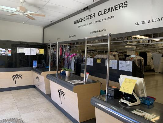 Dry Cleaning Plant Service Business For Sale