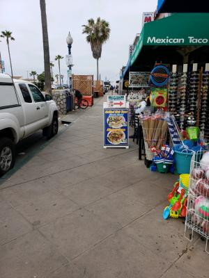 Mission Beach, San Diego Area Gift Store - At The Beach For Sale