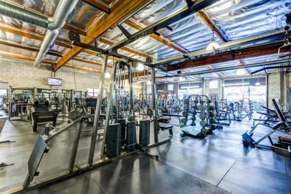 Silver Lake Gym For Sale