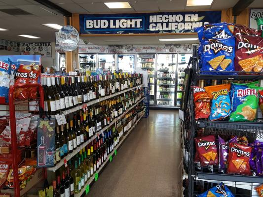 San Jose, Camden Liquor Convenience Store For Sale
