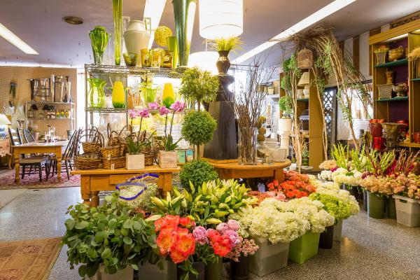 Orange County Wholesale, Retail Flower Shop For Sale