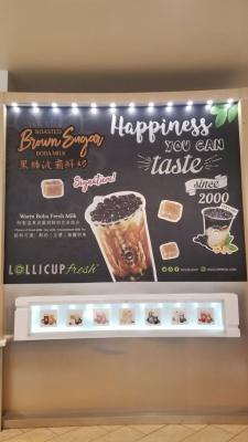 Orange County Lollicup Fresh Franchise - Absentee Run Business For Sale