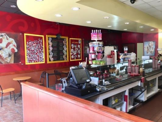 West Los Angeles Cold Stone Creamery Ice Cream Franchise For Sale