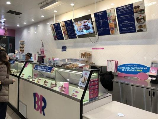 Monterey Park, LA County Baskin Robbins Franchise - Motivated Owner Business For Sale