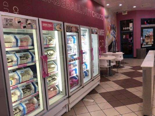 Monterey Park, LA County Baskin Robbins Franchise - Motivated Owner Companies For Sale