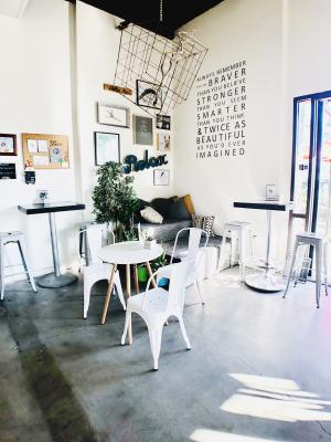 Santa Ana, Orange County Specialty Cafe Coworking Space - Free Rent For Sale