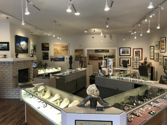 Cambria, Central Coast Art, Jewelry Gallery For Sale
