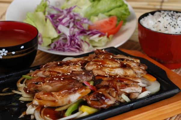 Riverside County Franchise Teriyaki Restaurant - Absentee Run For Sale