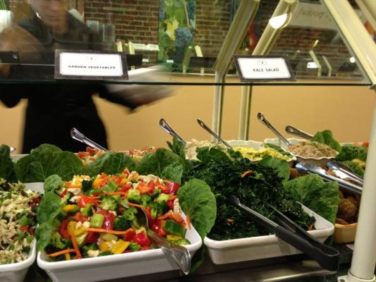 SF Financial District Breakfast Buffet, Salad Cafe - Can Convert For Sale