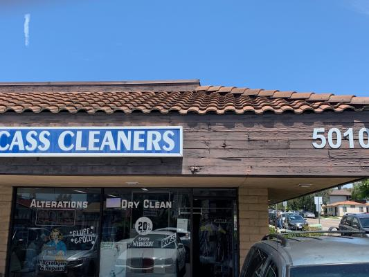 Pacific Beach, San Diego Area Dry Cleaners For Sale
