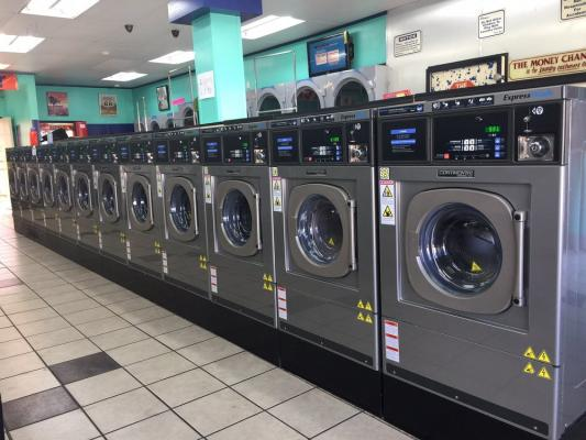North Orange County Coin Laundry - Established 25 Years For Sale