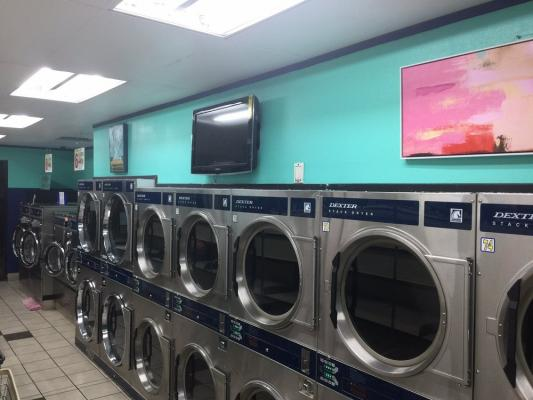 Coin Laundry - Established 25 Years Business For Sale
