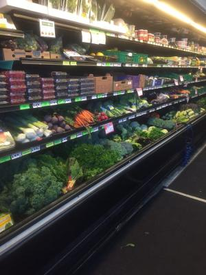 Contra Costa County Produce Grocery Market For Sale