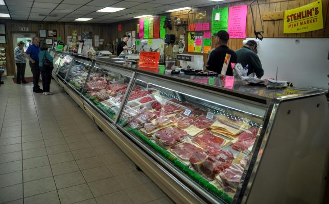 Los Angeles Meat Market For Sale