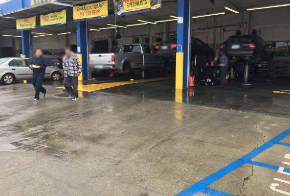 Tire, Auto Repair Center - 2 Locations Business For Sale