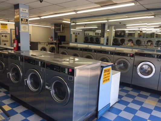 North Hollywood, LA County Coin Laundromat For Sale