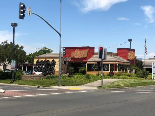 Solano County Fast Food Drive Thru Restaurant - Convert For Sale