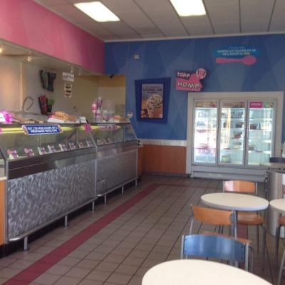 San Diego County Area Baskin Robbins Ice Cream Franchise For Sale