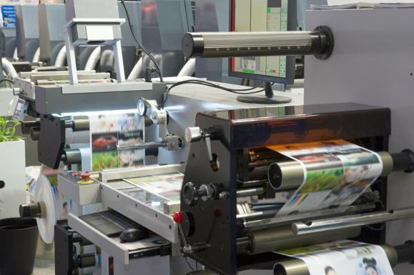 Marin County Printing Graphics Company For Sale