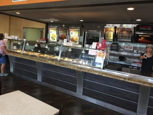 Riverside Chinese Fast Food Restaurant For Sale