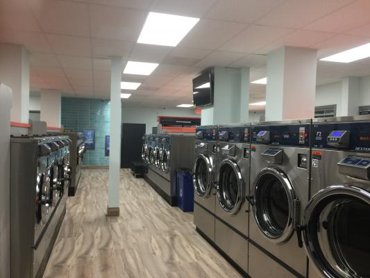 Antioch, Contra Costa County Laundromat With Real Estate For Sale