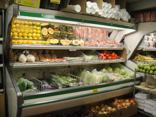 Asian Grocery Market, Real Estate Business For Sale