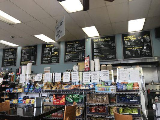 San Francisco Cafe Deli Restaurant With Type 1 Hood For Sale