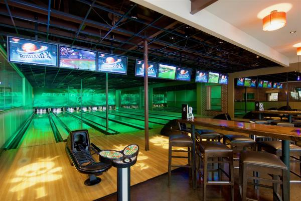 Downtown San Diego Bowling Alley - Fully Equipped Companies For Sale
