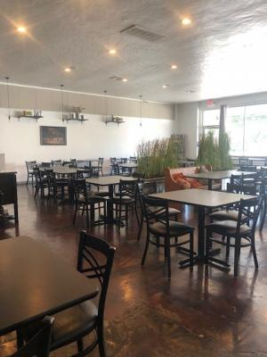 Modern Restaurant - ABC 41 License, 80 Seats Company For Sale