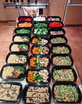 San Diego County Meal Preparation Company For Sale