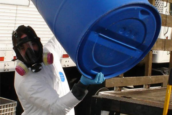 Southern California Hazardous Waste Management Firm For Sale