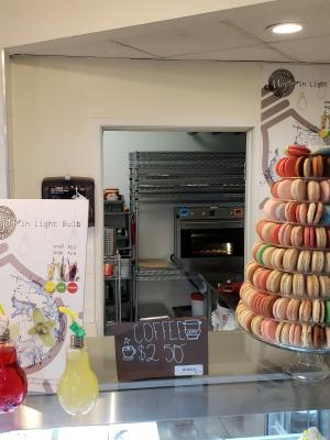 Santa Ana, Orange County Macarons Bakery And Coffee Cafe For Sale
