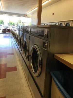 Santa Barbara County Coin Laundry - Absentee Run For Sale
