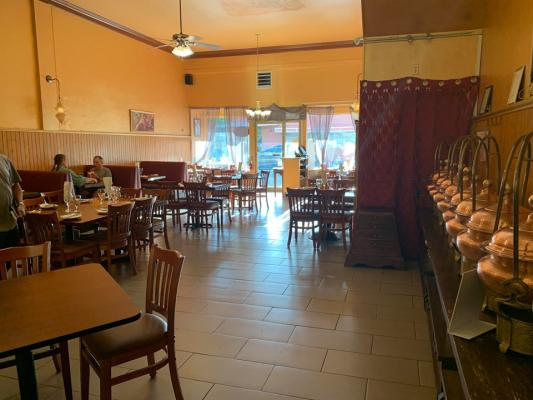 San Rafael Downtown Indian Restaurant - Absentee Run For Sale