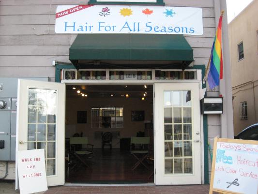 Hillcrest, San Diego Hair Salon - Profitable For Sale