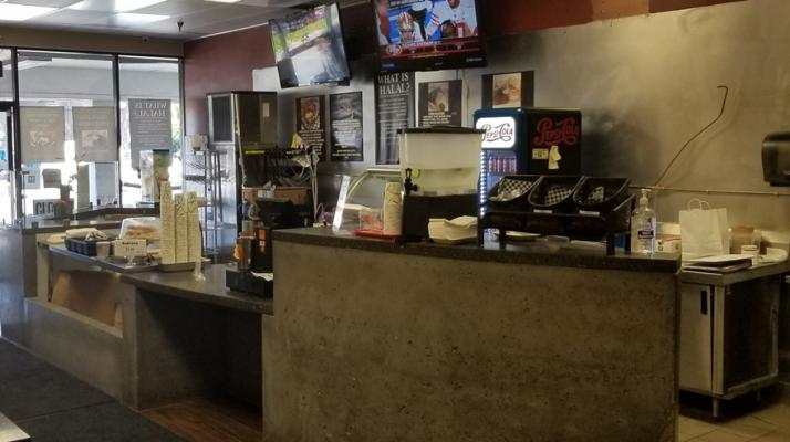 Contra Costa County Mediterranean Restaurant For Sale