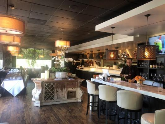 Italian Restaurant, Bar - With Patio Business For Sale