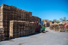 Sacramento County Pallet Manufacturer Recycling Service For Sale