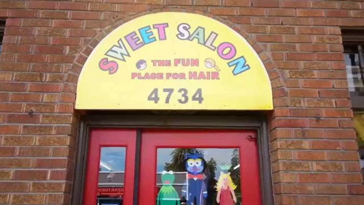 Sacramento Kids Hair Salon For Sale