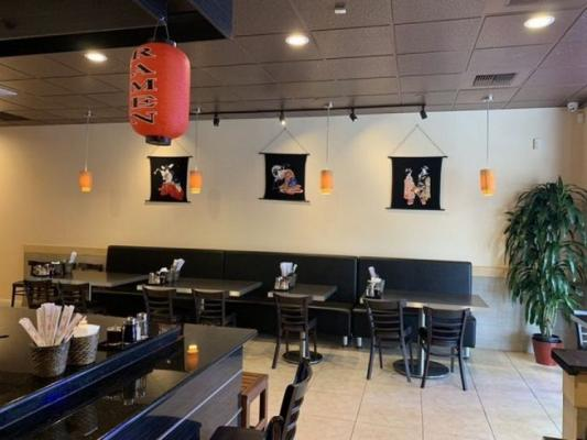 Los Angeles County Area Ramen, Boba Restaurant - New Equipment For Sale