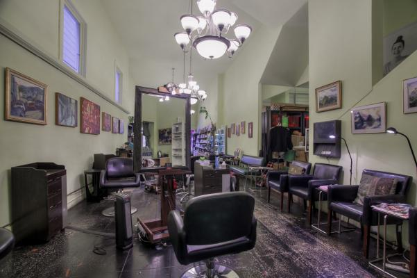 San Francisco Spa And Salon- With Large Retail Income, Profitabe For Sale