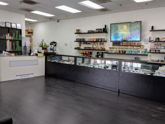 San Jose, Santa Clara County Vape Shop, Vapor Store For Sale