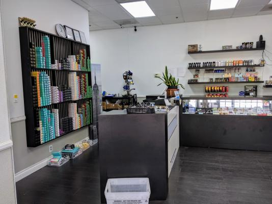 Vape Shop, Vapor Store Business For Sale