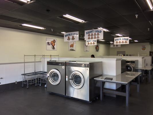 Fresno Coin Laundromat For Sale