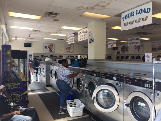 Fresno, Central Valley Coin Laundromat Business For Sale