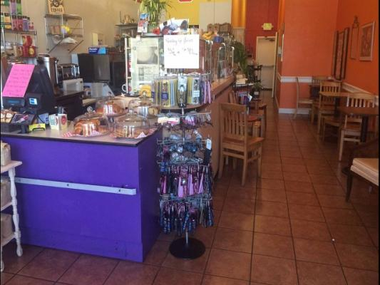 Willow Glen, San Jose Area Coffee Shop Restaurant For Sale